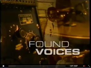 Foundvoices