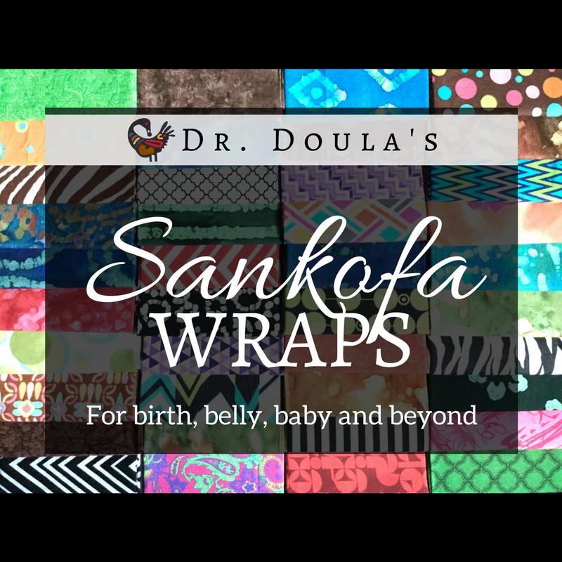 Dr. Doula's Sankofa Wraps
