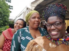 Khwezi w/ Nosipho & Slindile