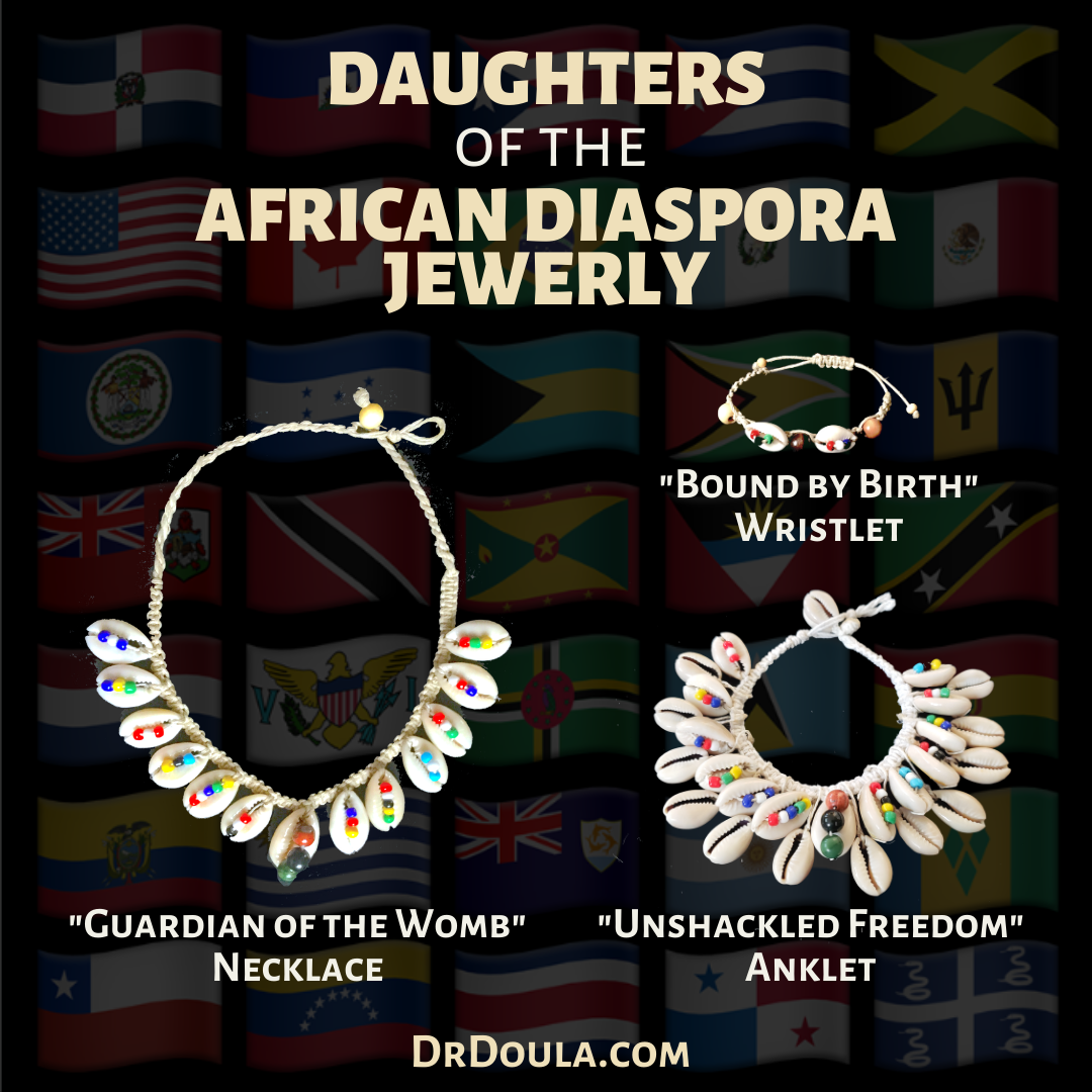 Daughters of the African Diaspora Jewelry