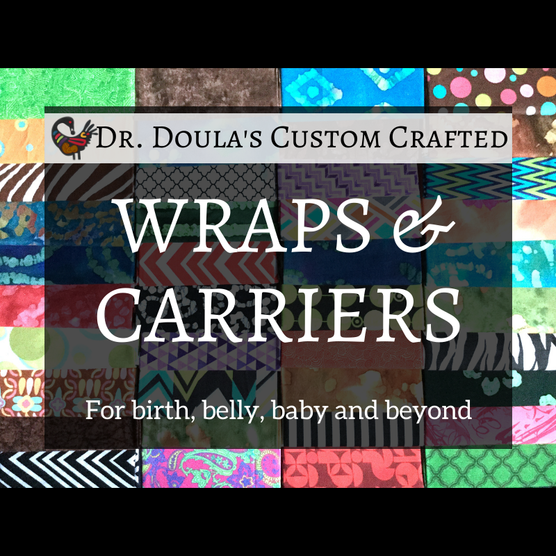 Dr. Doula's Wraps and Carriers
